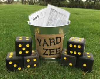 yard yatzee