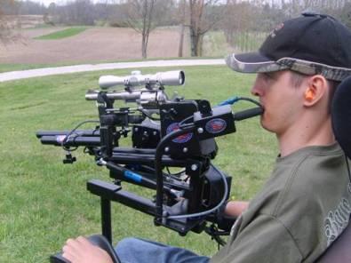 high quad pistol mount be adaptive equipment