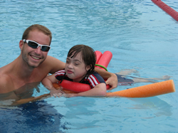 Photo Credit: pool noodle swim and racquet center of greater Boca Raton