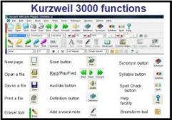 Kurzweil 3000 screenshot